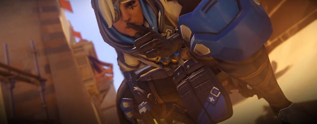 "Overwatch: Ana wird generft – zumindest in ""Totales Chaos"""