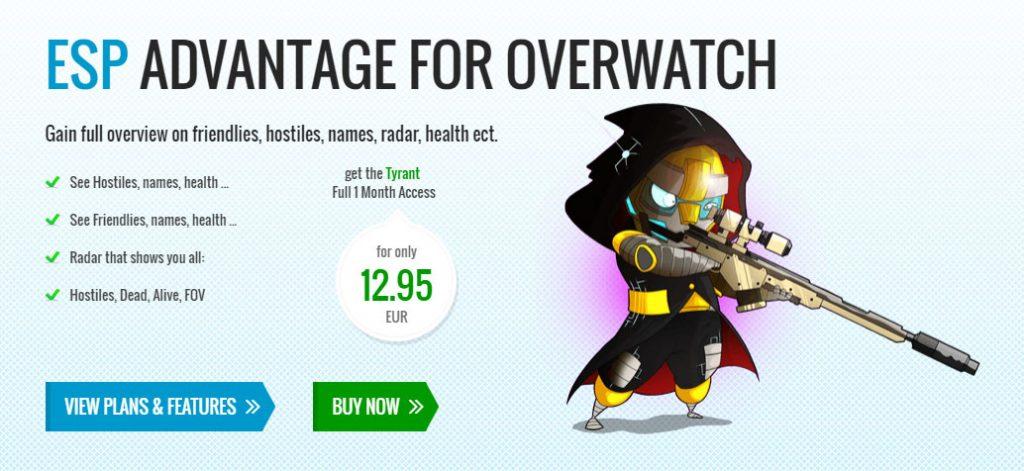 Overwatch Cheat Bossland