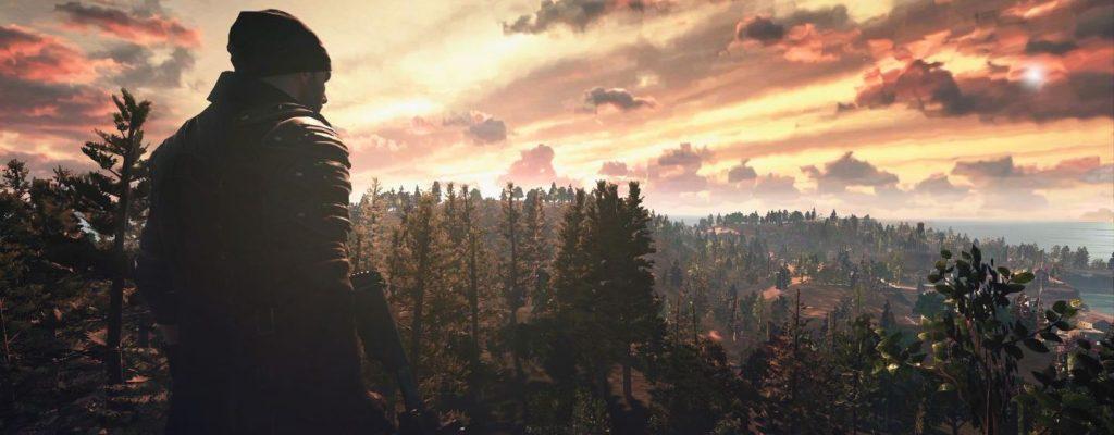 PlayerUnknown's Battlegrounds: Alpha-Gameplay-Video zeigt Fallschirmsprünge, Geballer und Fahrzeuge