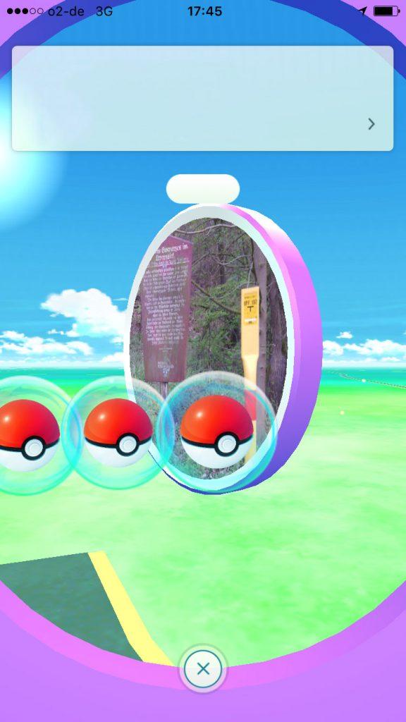 Pokemon GO PokéStop PokeStop