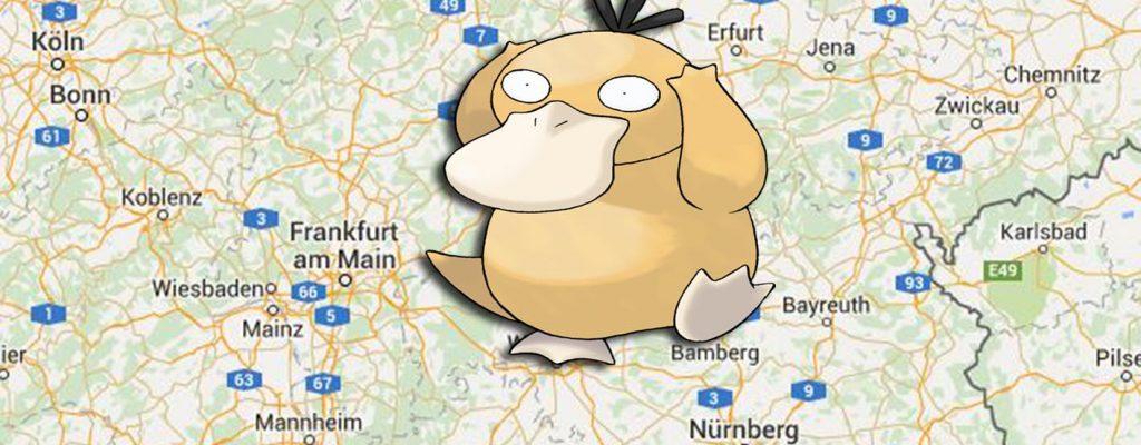 Pokémon GO: Poké Radar – Seltene Pokémon auf der Karte sehen