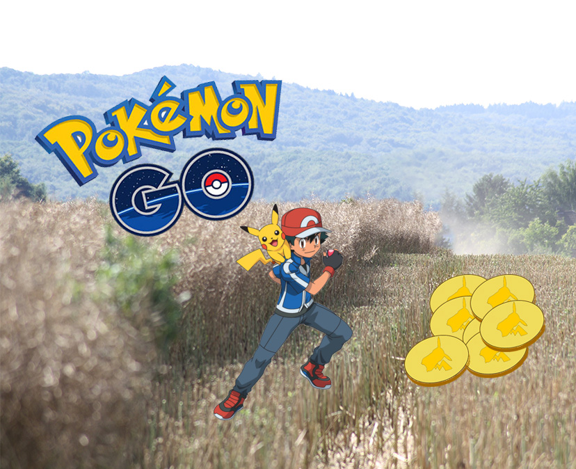 Pokémon GO Coins Münze Coin