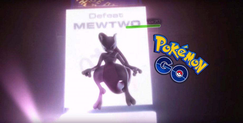 Pokemon GO Mewtu