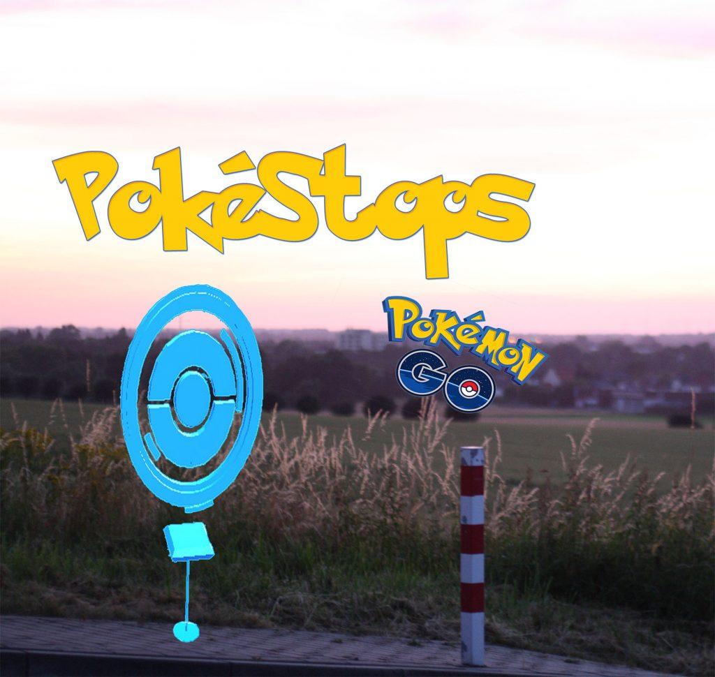 Pokemon GO PokéStops