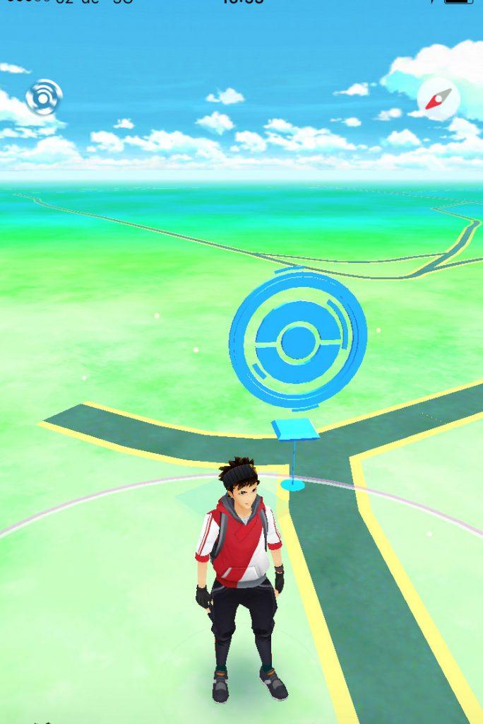 Pokemon GO Nähe Pokestop