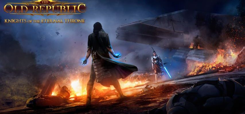"SWTOR: Teaser-Trailer für neue Erweiterung ""Knights of the Eternal Throne"""