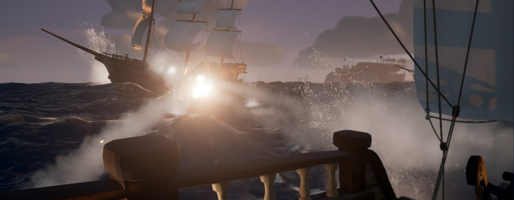 "Sea of Thieves: Gameplay-Video zeigt, wie eine ""Voyage""-Quest scheitert"