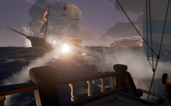 Sea of Thieves Seeschlacht