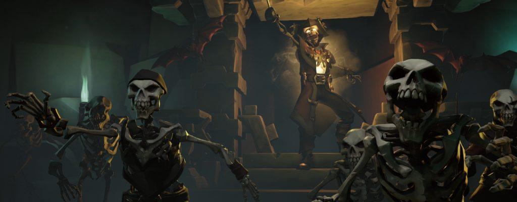 Sea of Thieves: Bezauberndes Gameplay-Video zeigt Xbox-Chef als Pirat