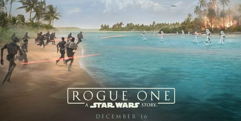 Star Wars – Rouge One: Trailer – Darth Vader, Todesstern und Battlefront