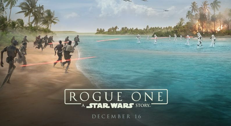 Star Wars Rogue One Kino