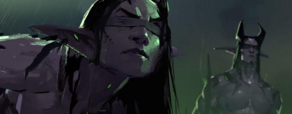 """WoW: Legion – Trailer zu animierten Serie """"Harbingers"""""""