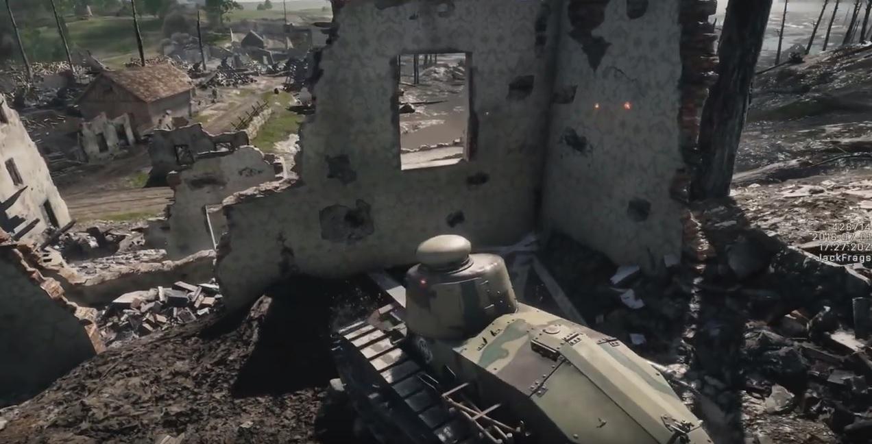 battlefield1-panzer-ruine