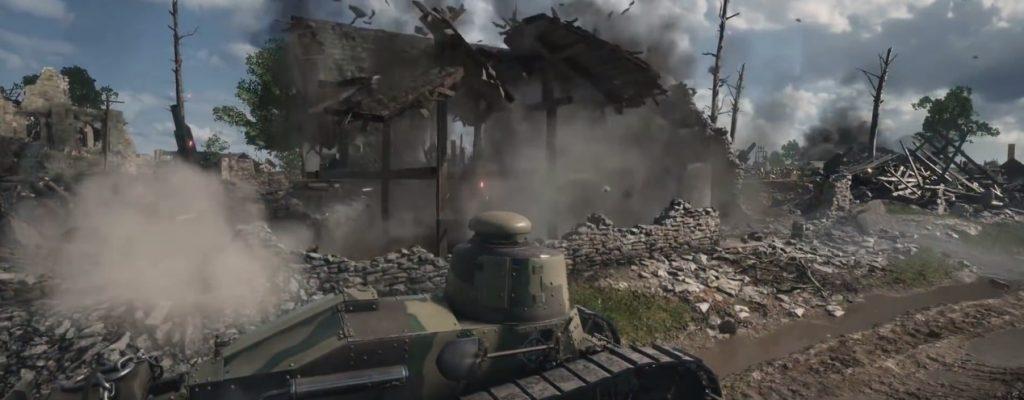 Battlefield 1: Fahrzeugliste – Diese Fahrzeuge könnt Ihr nutzen