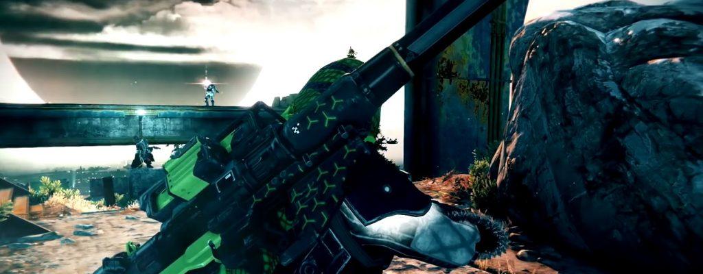 Destiny: Video der Woche zeigt einen magischen Schuss!
