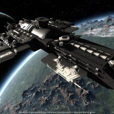 dual universe big ship