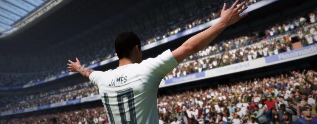 FIFA 17: Vielfältige Angriffstechniken und neue Standards im Trailer