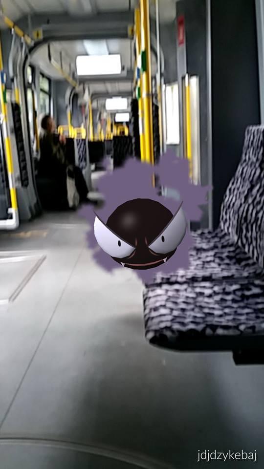 pokemon go fährt schwarz