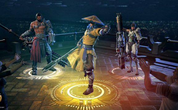 skyforge battle of equals