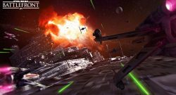 Battlefront Death Star Title