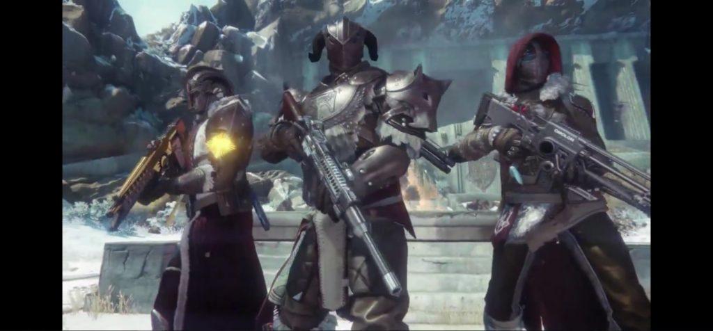 Destiny-Armor