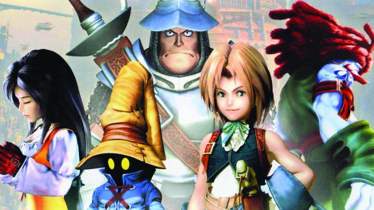 Fianal Fantasy 9 Cast