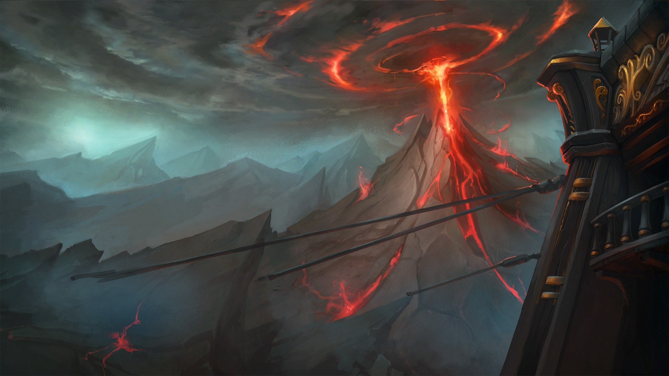 Hots Varian Background