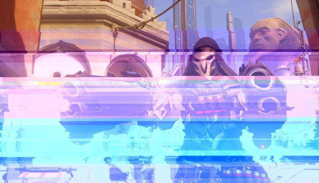 Overwatch Reaper Sombra Teaser