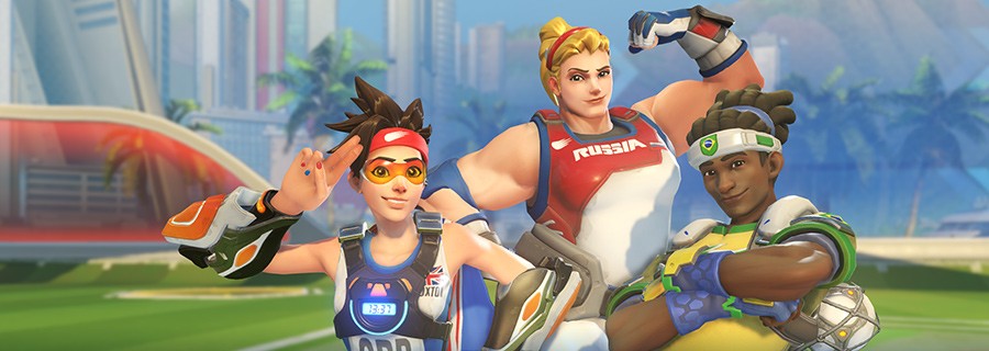 Overwatch Summergames