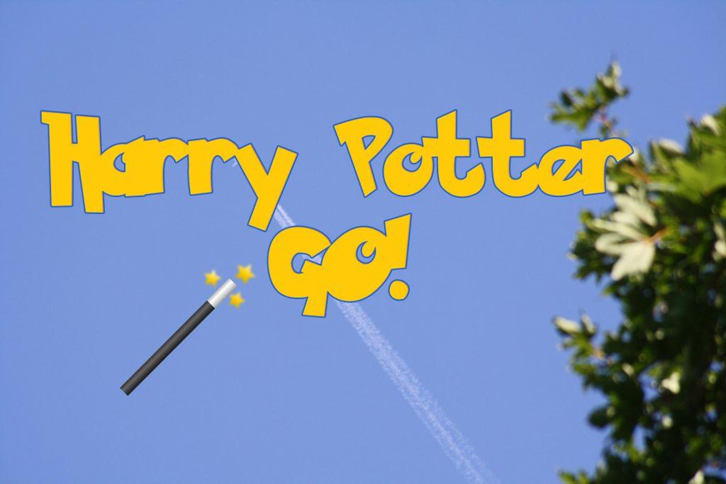 Pokemon GO Harry Potter