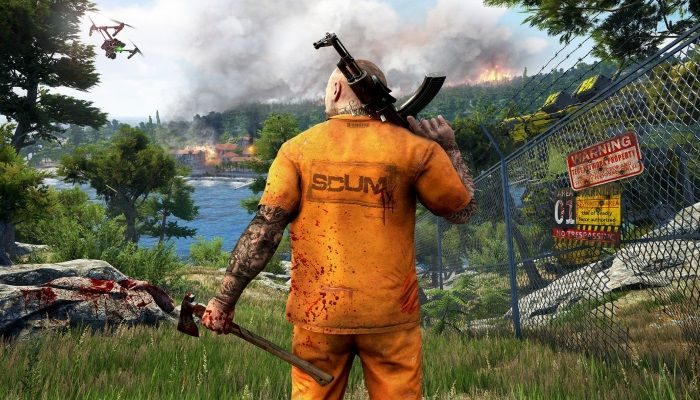 Survival-MMO als Knast-Gameshow: SCUM startet in den Early Access