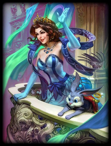 Smite God Card Change Enchanted