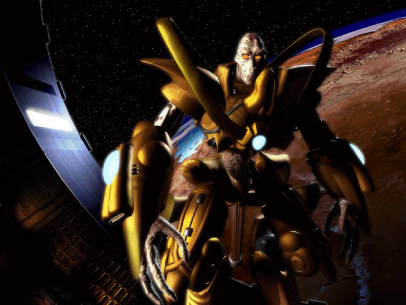 StarCraft 1 Protoss