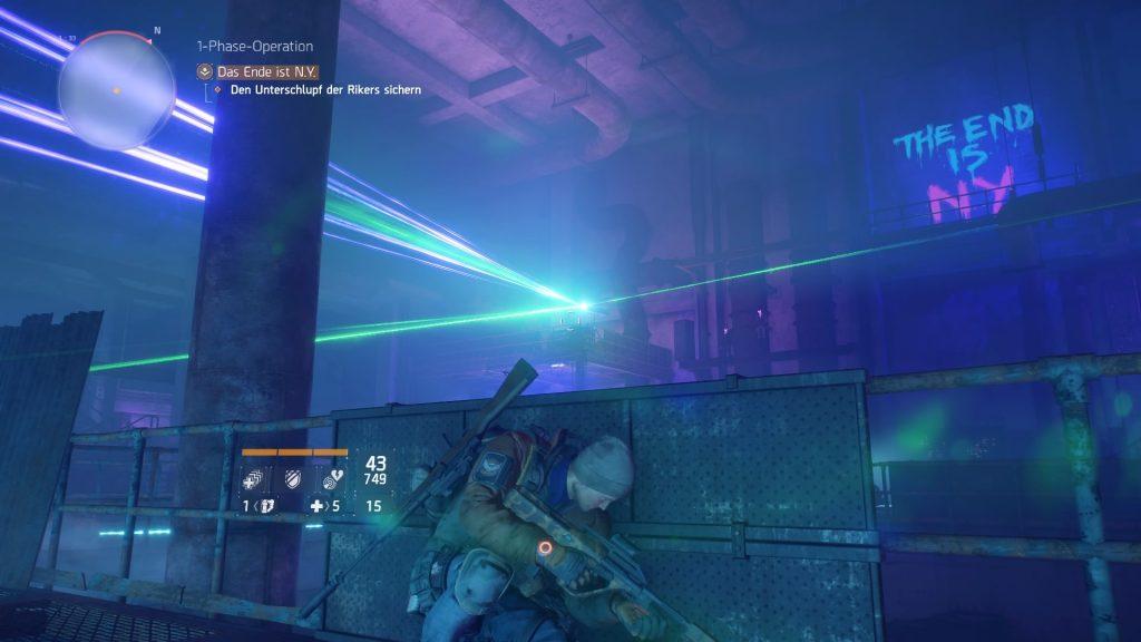division-untergrund-licht