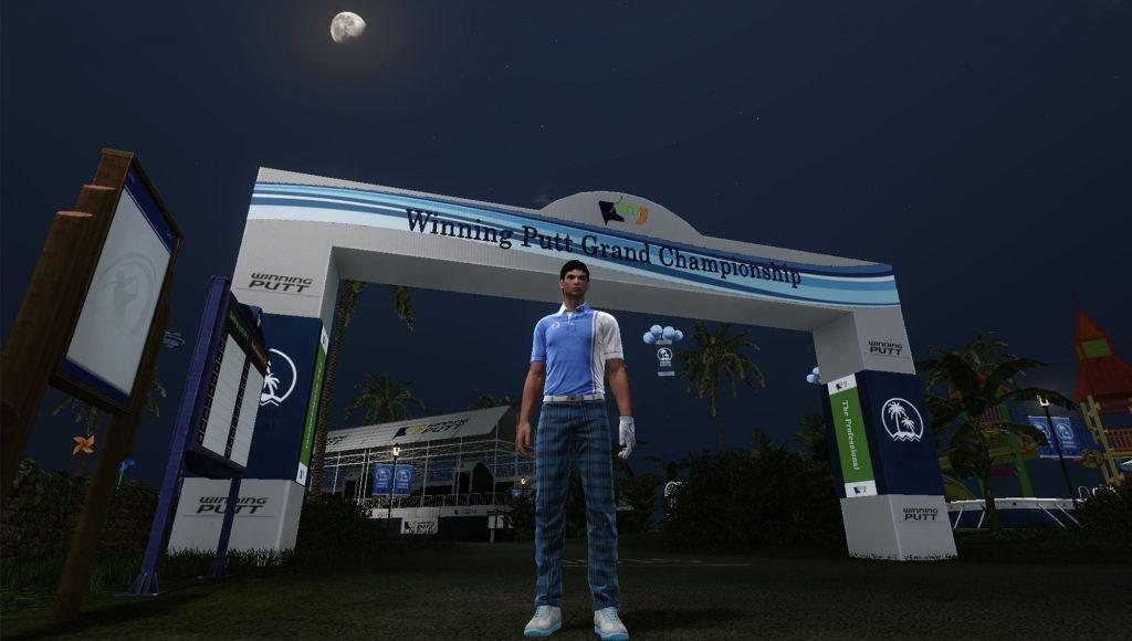 Winning Putt Daynightcycle_Night