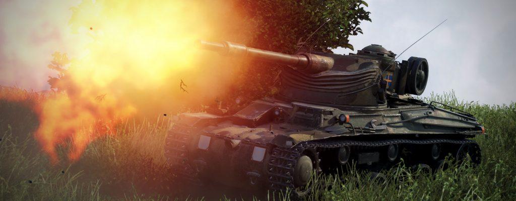 World of Tanks: Schwedische Tanks angekündigt!
