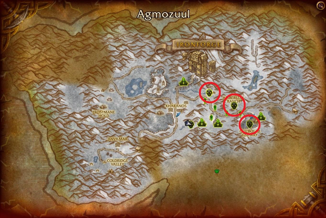 WoW Invasion Dun Morogh