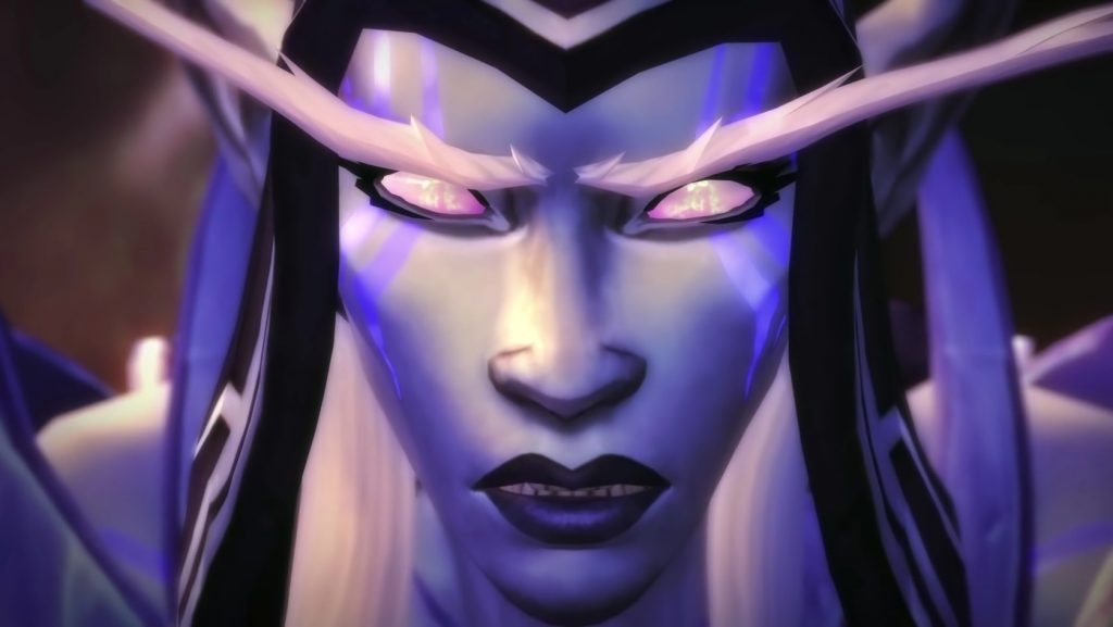 WoW Legion Nightborne