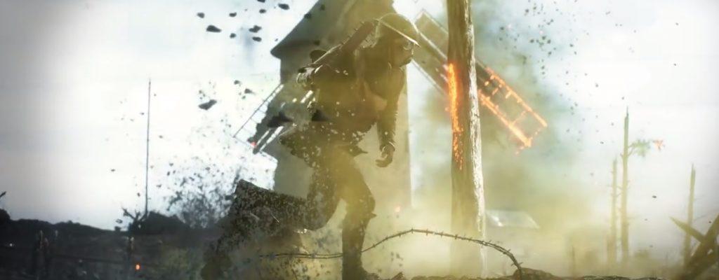 Battlefield 1: Grafik-Downgrade, Lags und FPS-Drops im nächsten Patch behoben