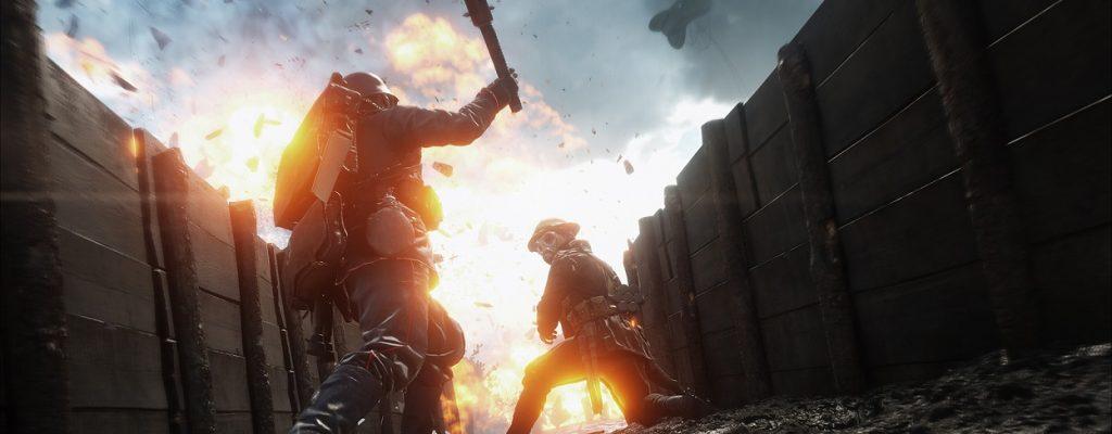Battlefield 1: Jetzt schon spielbar! Early-Access startet früher als geplant