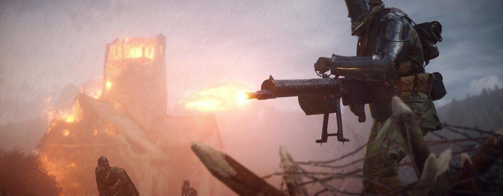 """Battlefield 1: """"Ausbluten"""" kommt in wenigen Tagen, Update im Februar"""