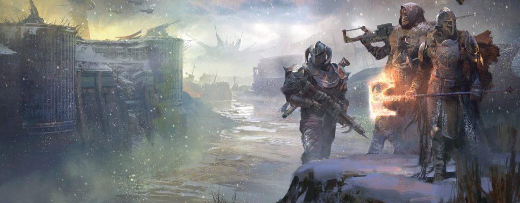 Destiny 2: Noch mehr Hilfe – Jetzt arbeiten 3 Studios an Destiny, auch an einer PC-Version?