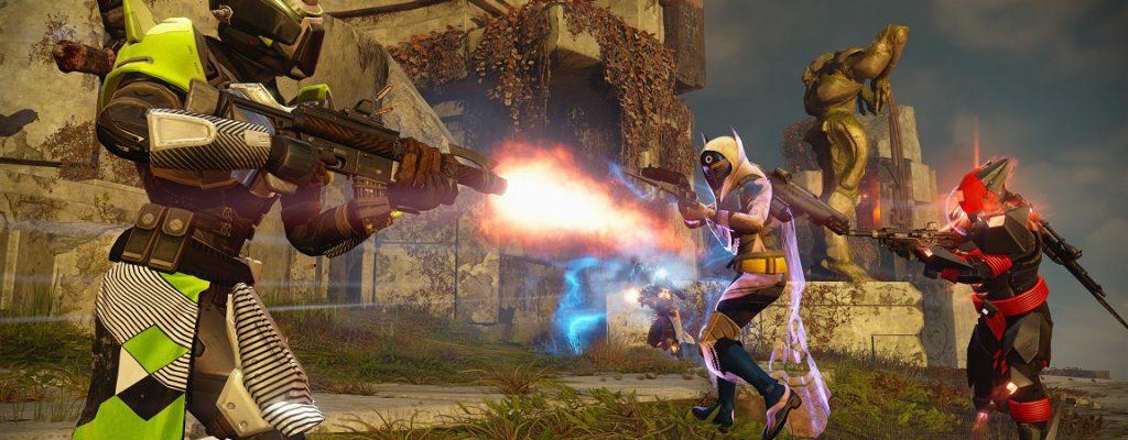 Destiny: Exklusives Emblem heute gewinnen – Bungie fordert Euch heraus