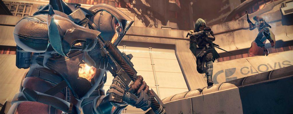 Amazon am 3.1.: 40% Rabatt auf Games wie Destiny, Watch Dogs 2, Dishonored 2