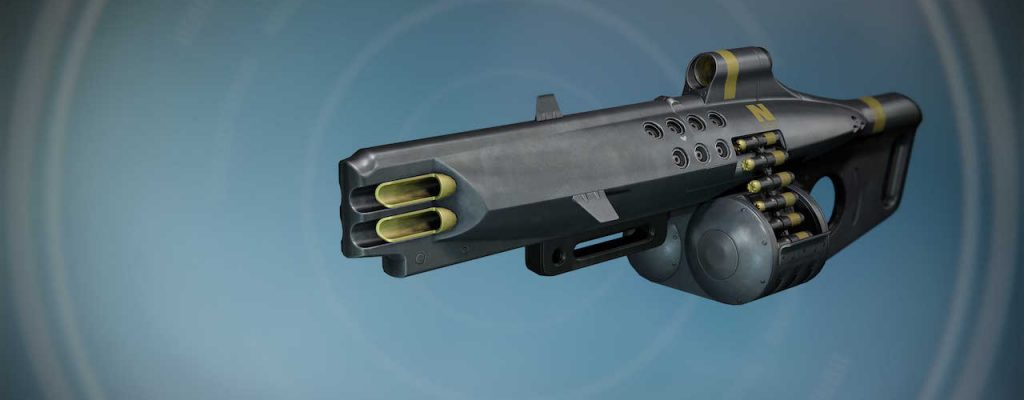 """Destiny: Nemesisstern – Das """"doppelte"""" Maschinengewehr"""