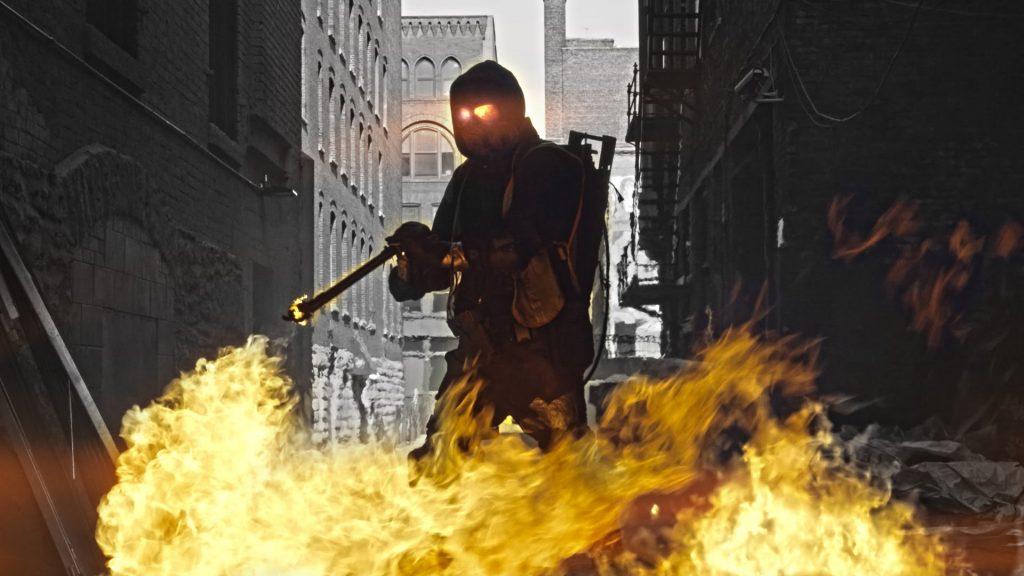 division-flammen