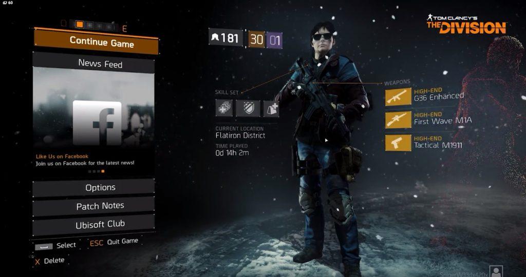 division-solo