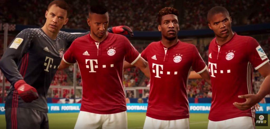 Bayern Fifa 17
