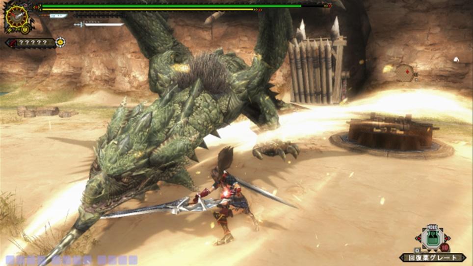 monster hunter frontier z screenshot