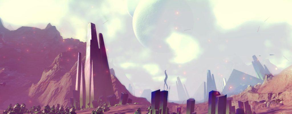 No Man's Sky: Mächtiges Update 1.03 erscheint vor Launch – Das steckt alles drin